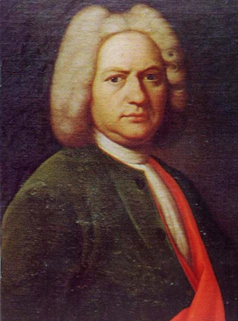 The Ihle Portrait c.1720 - Bach or someone who sat in for him?